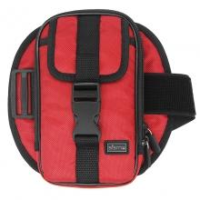 sisma ® Stor-størrelse Sport Armbind Pose Høj Kapacitet Tegnebog, Kørende/Udendørs/Klatring/Rejse, Armbindet Taske til iPhone6/6Plus 7/7Plus GALAXY og Mere Store-skærm Mobiltelefon